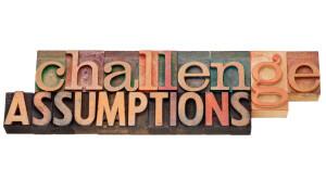 challenge assumptions with big data and Hadoop