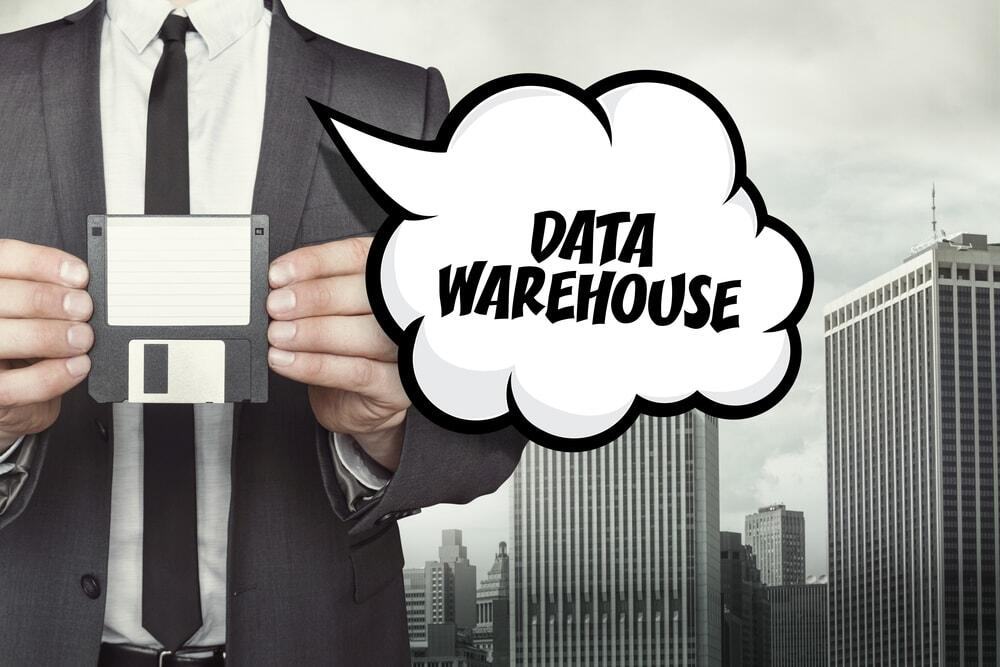 Top Five Benefits of a Data Warehouse