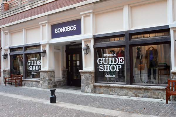 Bonobos' GuideShops