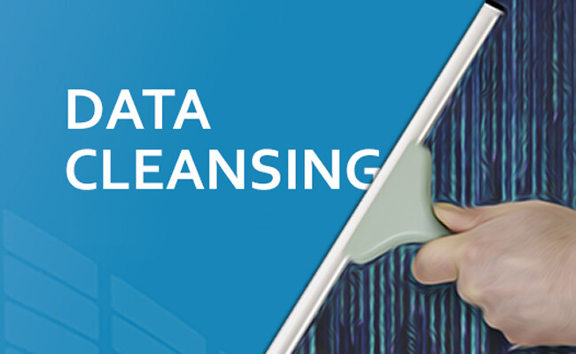 clean data for big data analytics