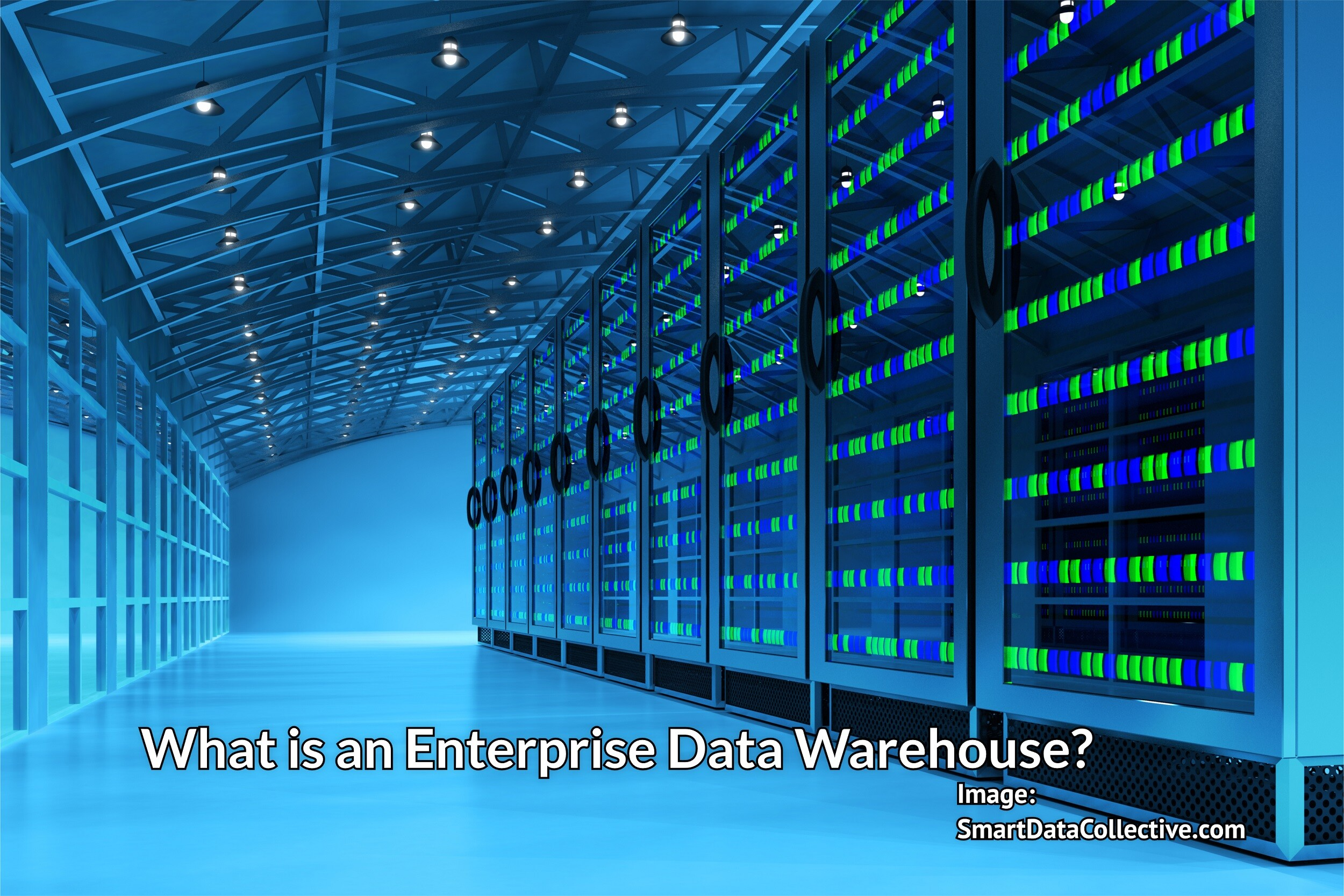 what is an enterprise data warehouse smartdata collective