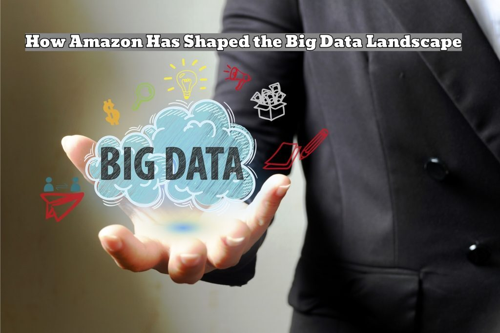 amazon use of big data