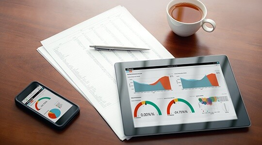 Phocas business intelligence software
