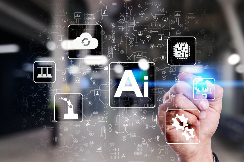 artificial intelligence AI disrupting marketing and branding
