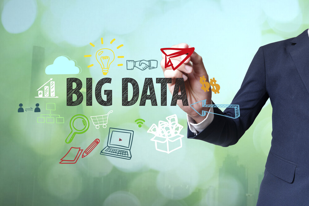 use big data to improve ROI
