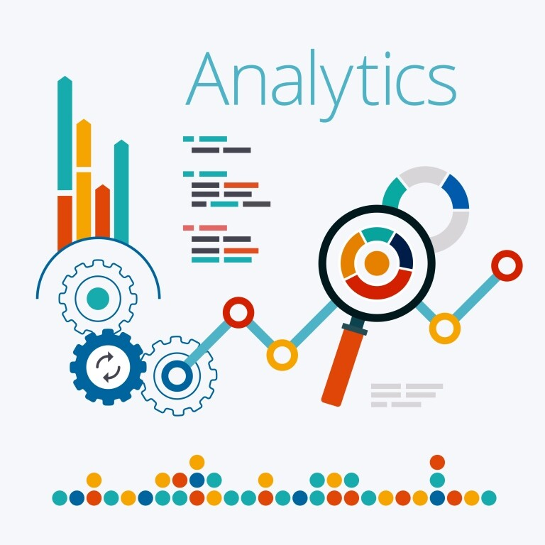 data visualization and data analytics