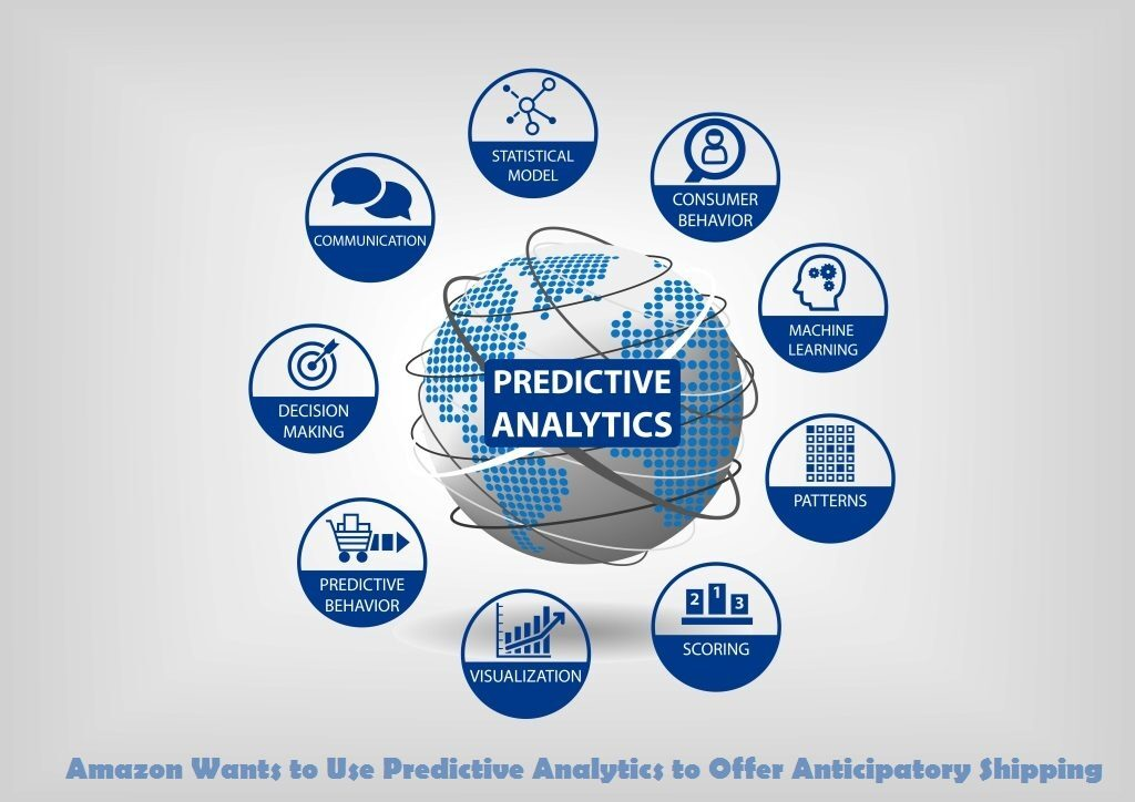 predictive analytics used by amazon