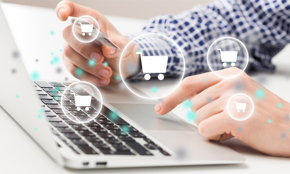 customer analytics and big data to shop online
