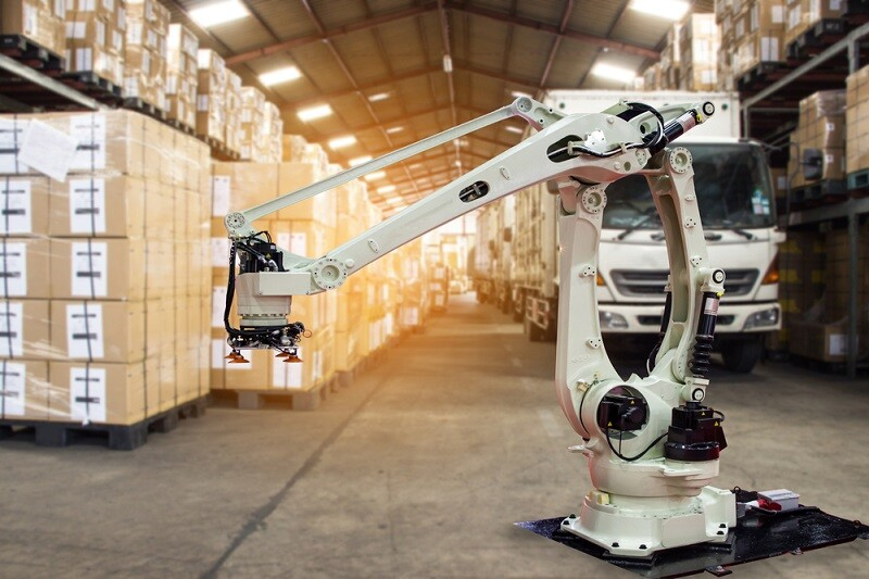 The Mysterious Impact AI is Having on Shipping Logistics - SmartData  Collective