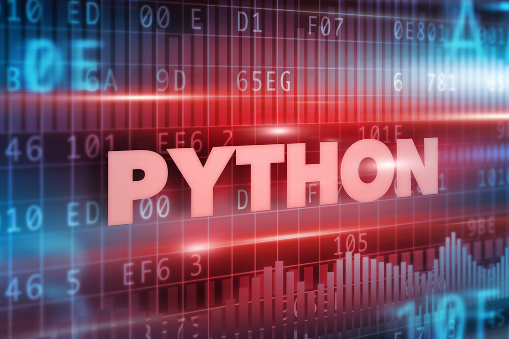 python best language for big data