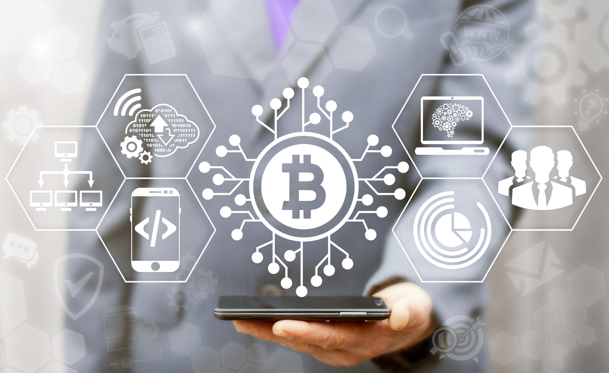 rise of blockchain technology shaping big data