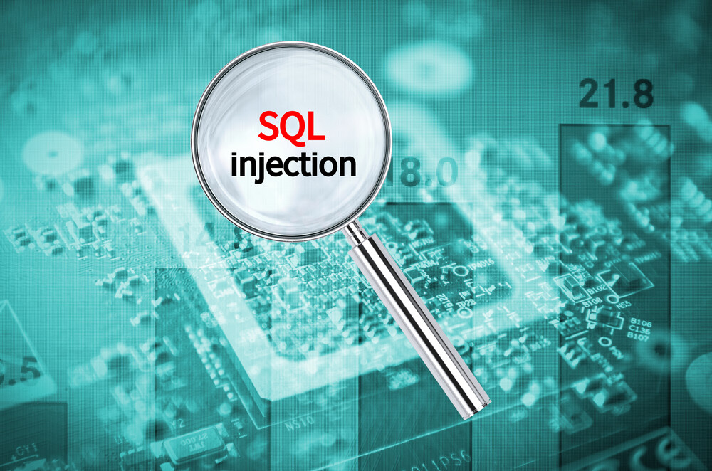 SQL injections threats security
