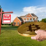 bitcoin booming real estate