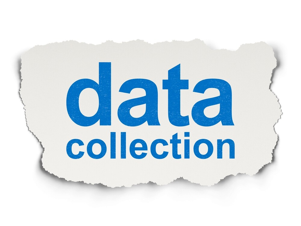 collected data use