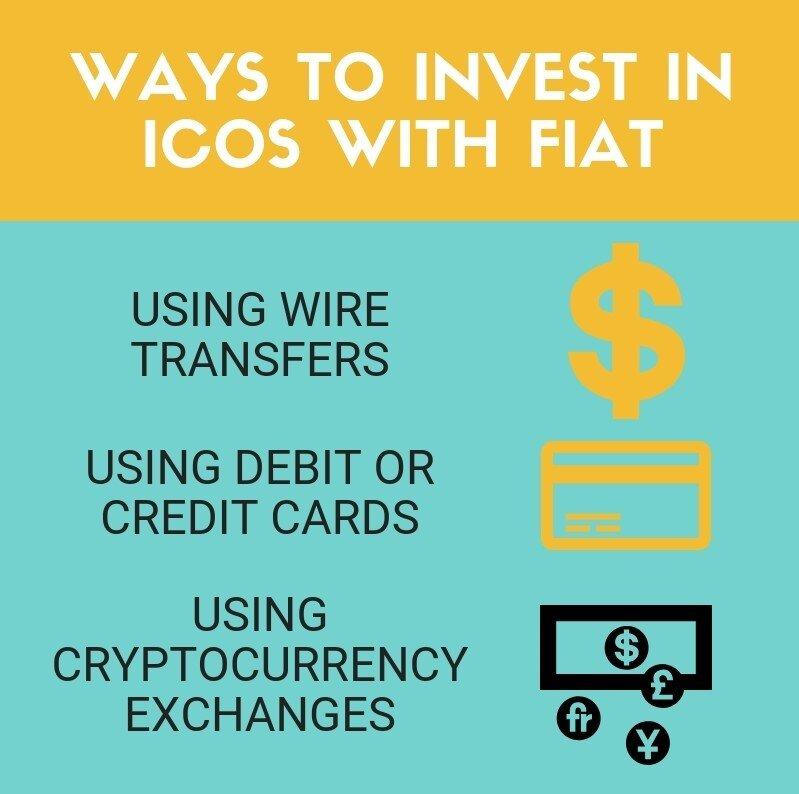 ICOs Fiat