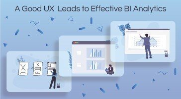 A good UX leads to effective business intelligence analytics