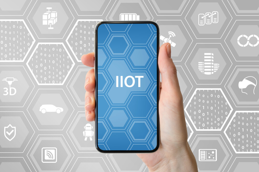 industrial internet of things (IIoT) and machine learning