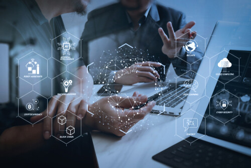 big data disrupting tech