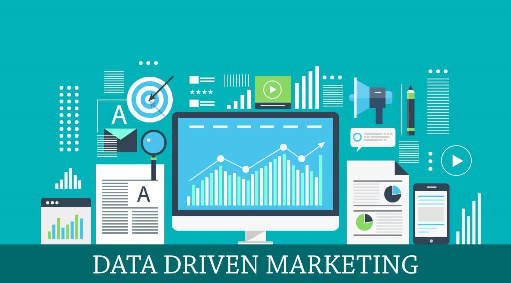 data-drive marketing tactics