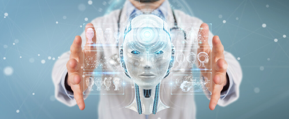 AI machine learning in healthcare sector