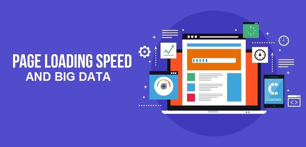 big data helping page speed