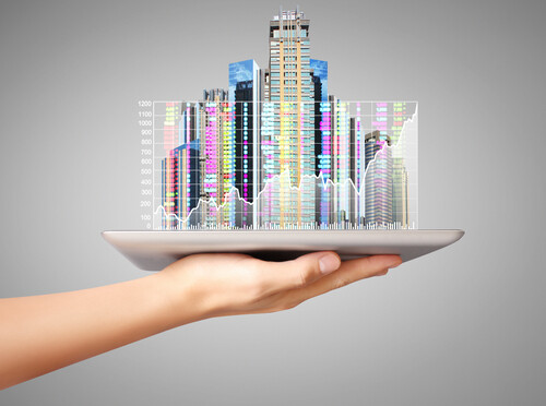 big data is interrupting the real estate industry