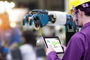 How Cloud Computing And Robotics Play A Role In Industrial Automation