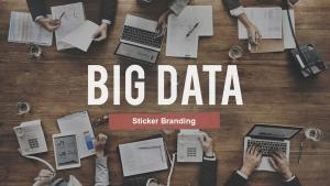 Innovative Brands Use Big Data to Improve Sticker Branding