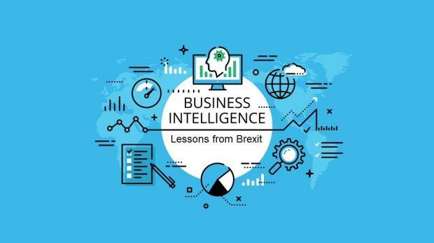 business intelligence lessons from Brexit