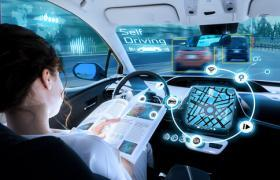 challenge of self driving car