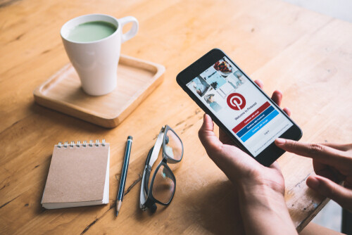 Pinterest and Instagram marketing