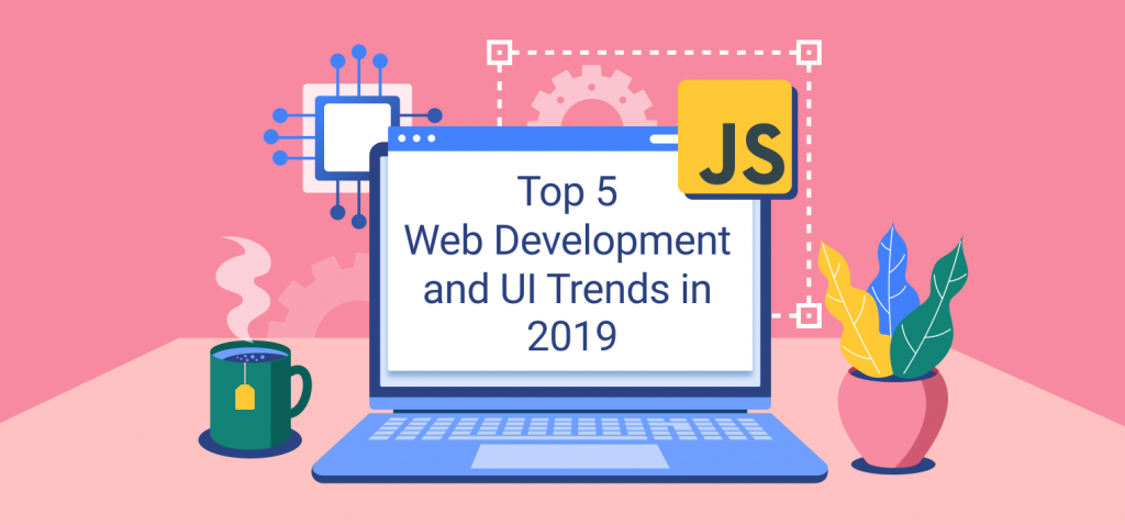 top web development and UI trends