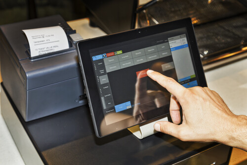 pos software with machine learning
