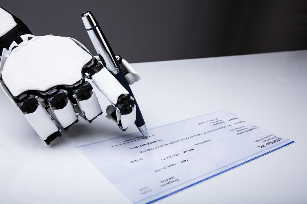 AI solutions in payroll