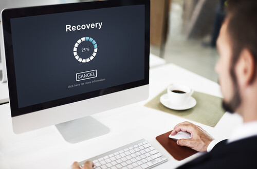 technology behind data recovery