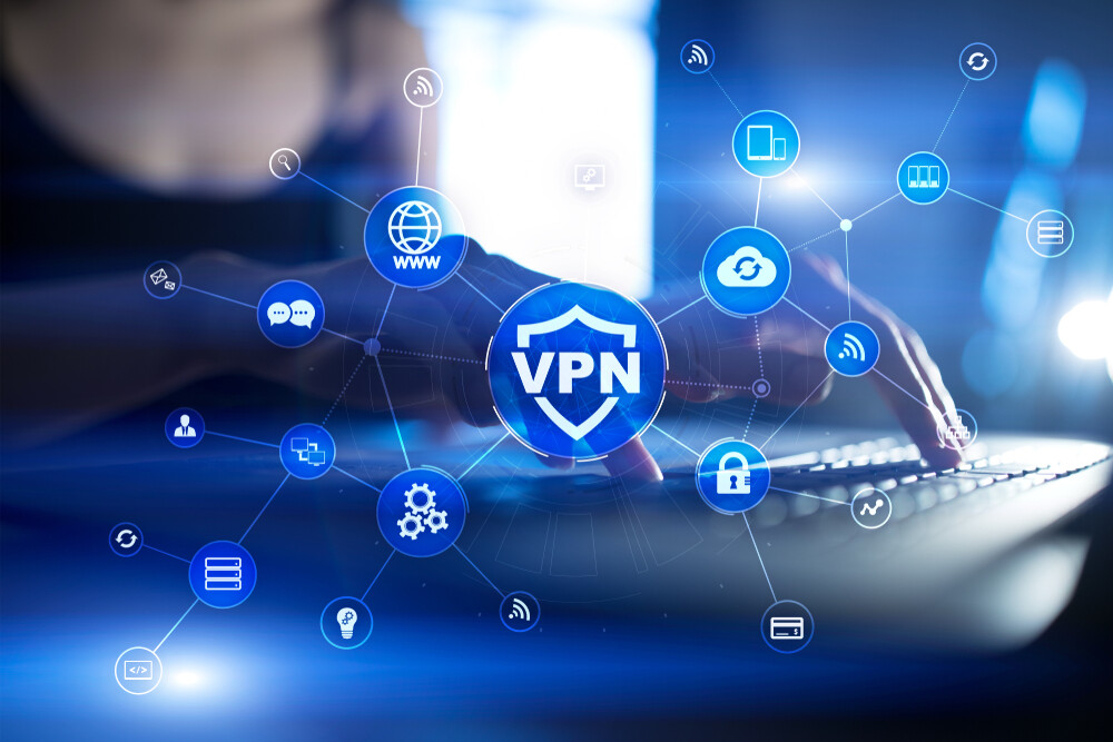 vpn helps data security