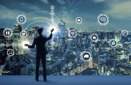 IIoT and Industrial Internet of Things