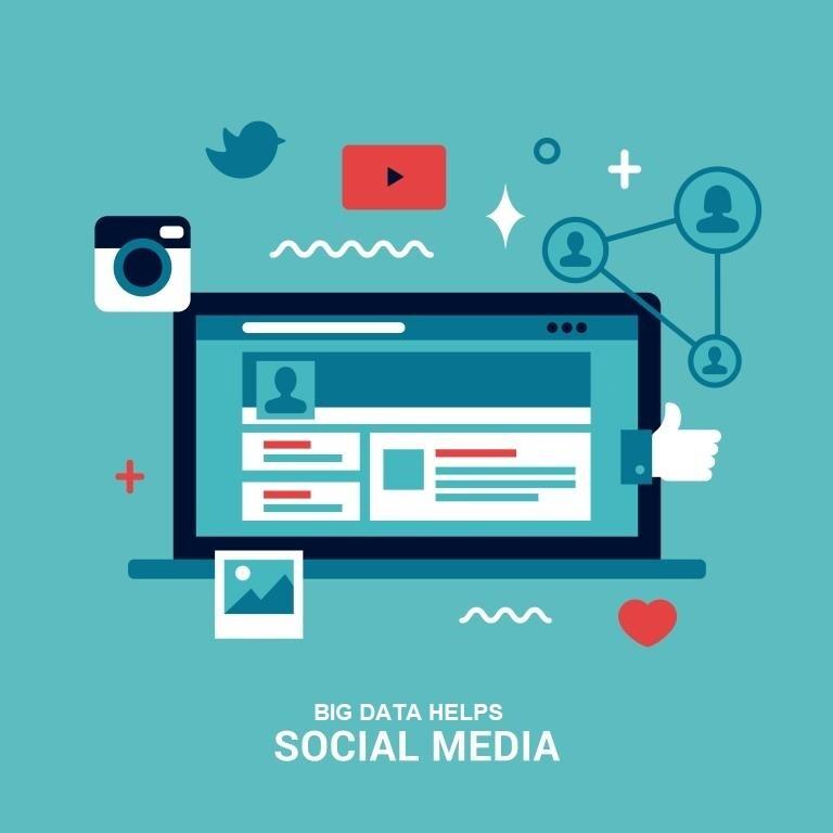 big data helping social media
