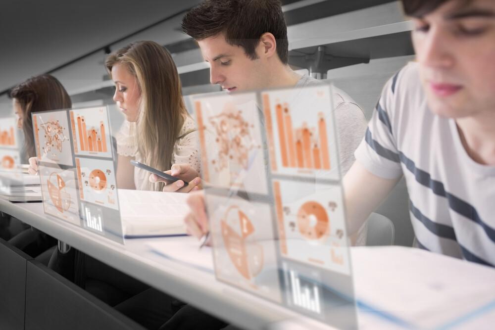 big data helping students