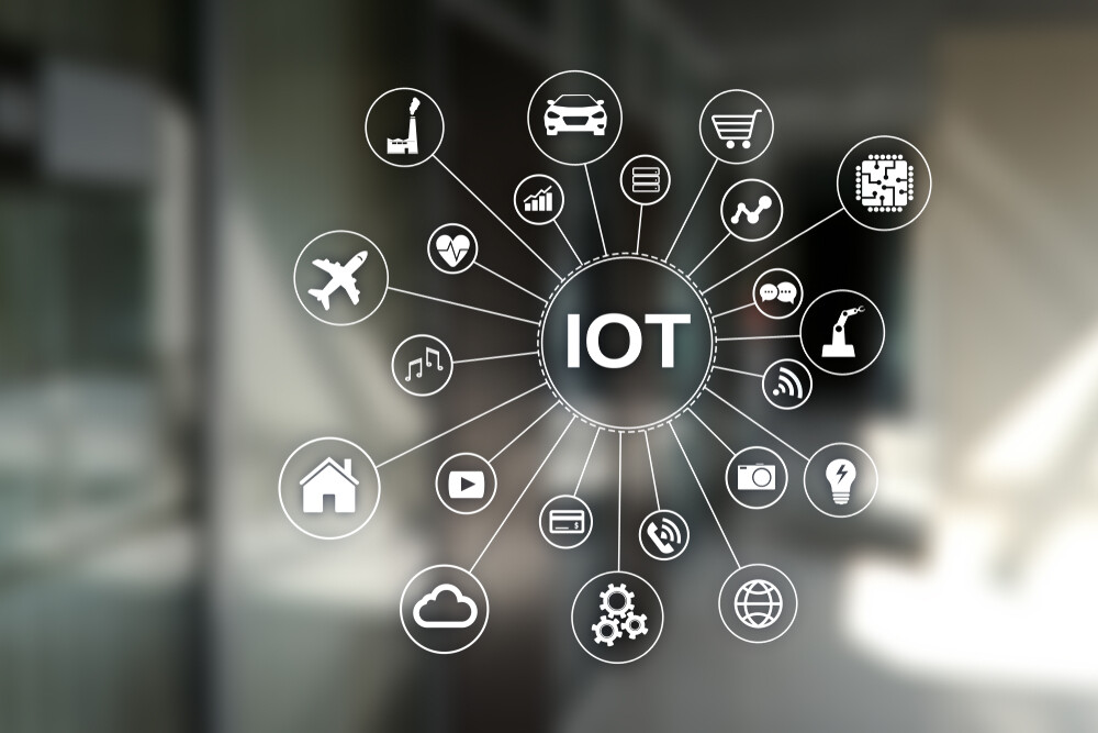 IoT apps usage