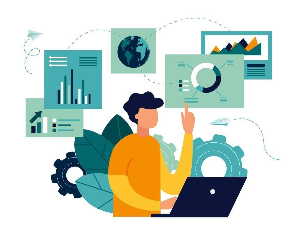 blogging data for content engagement