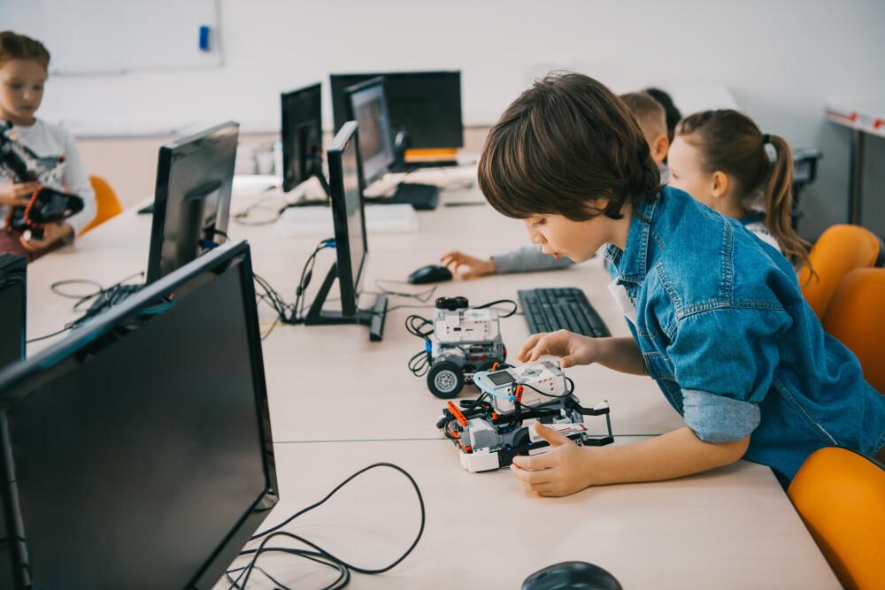 big data and high-tech education