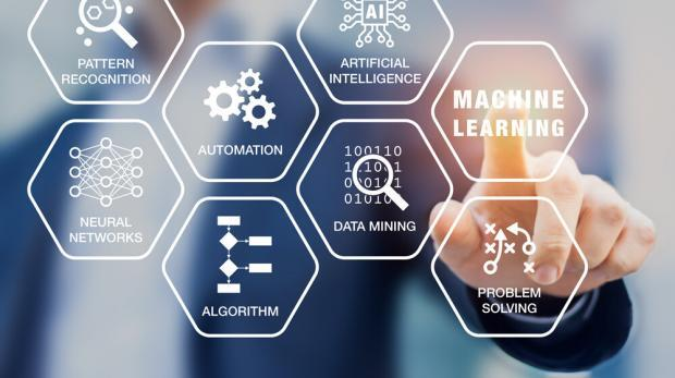 machine learning in businesses