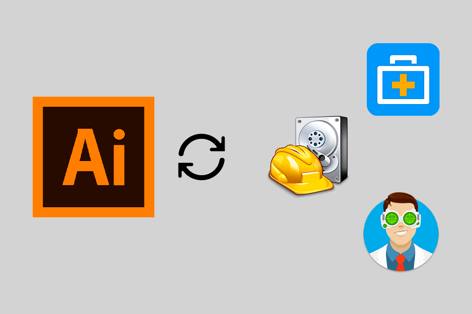 data recovery software for adobe illustrator